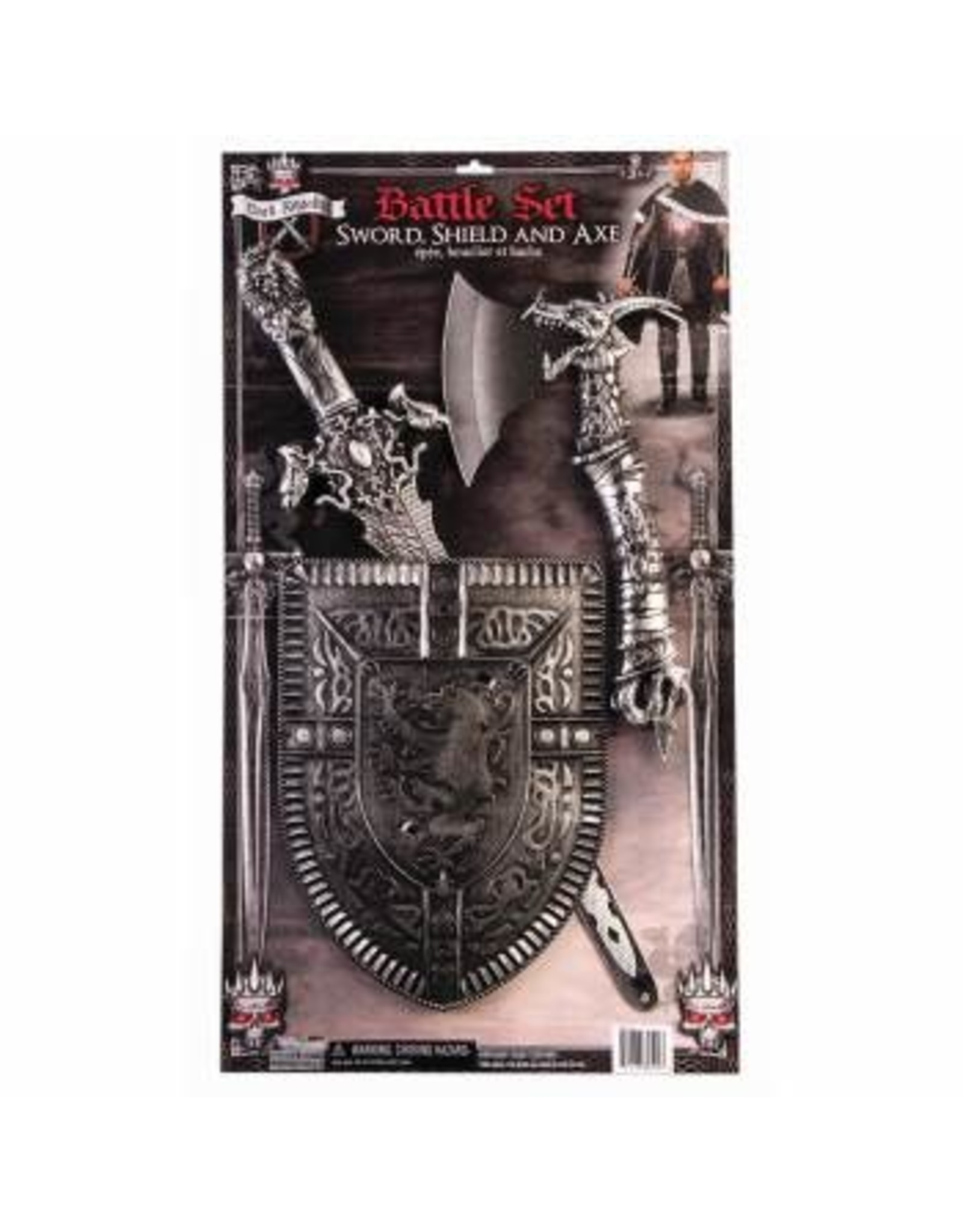 Forum Novelties Inc. Battle Armour Set