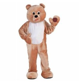 Forum Novelties Inc. Deluxe Plush Honey Bear Mascot
