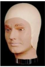 SKS Novelty Latex Bald Cap