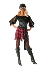 Rubies Costume Pirate Wench Dress