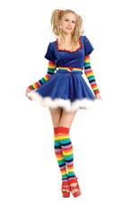 Secret Wishes Rainbow Girl Dress