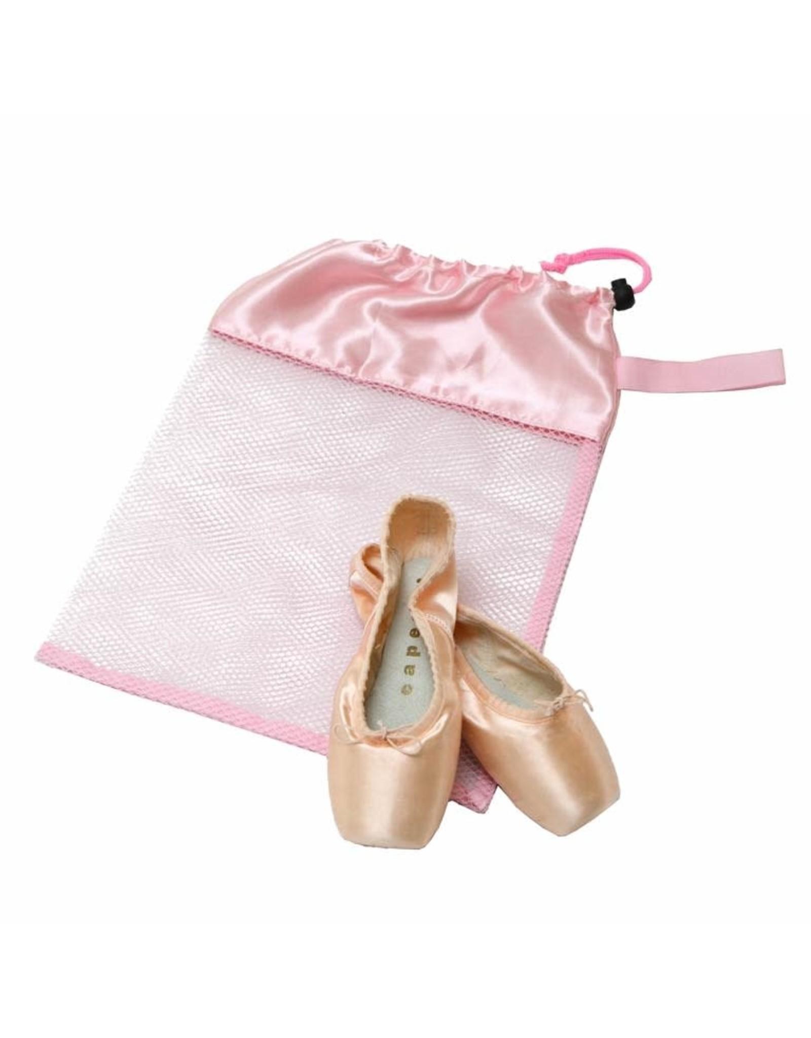 Horizon Dance Mesh Shoe Bag