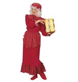 Rubies Costume Deluxe Mrs. Claus