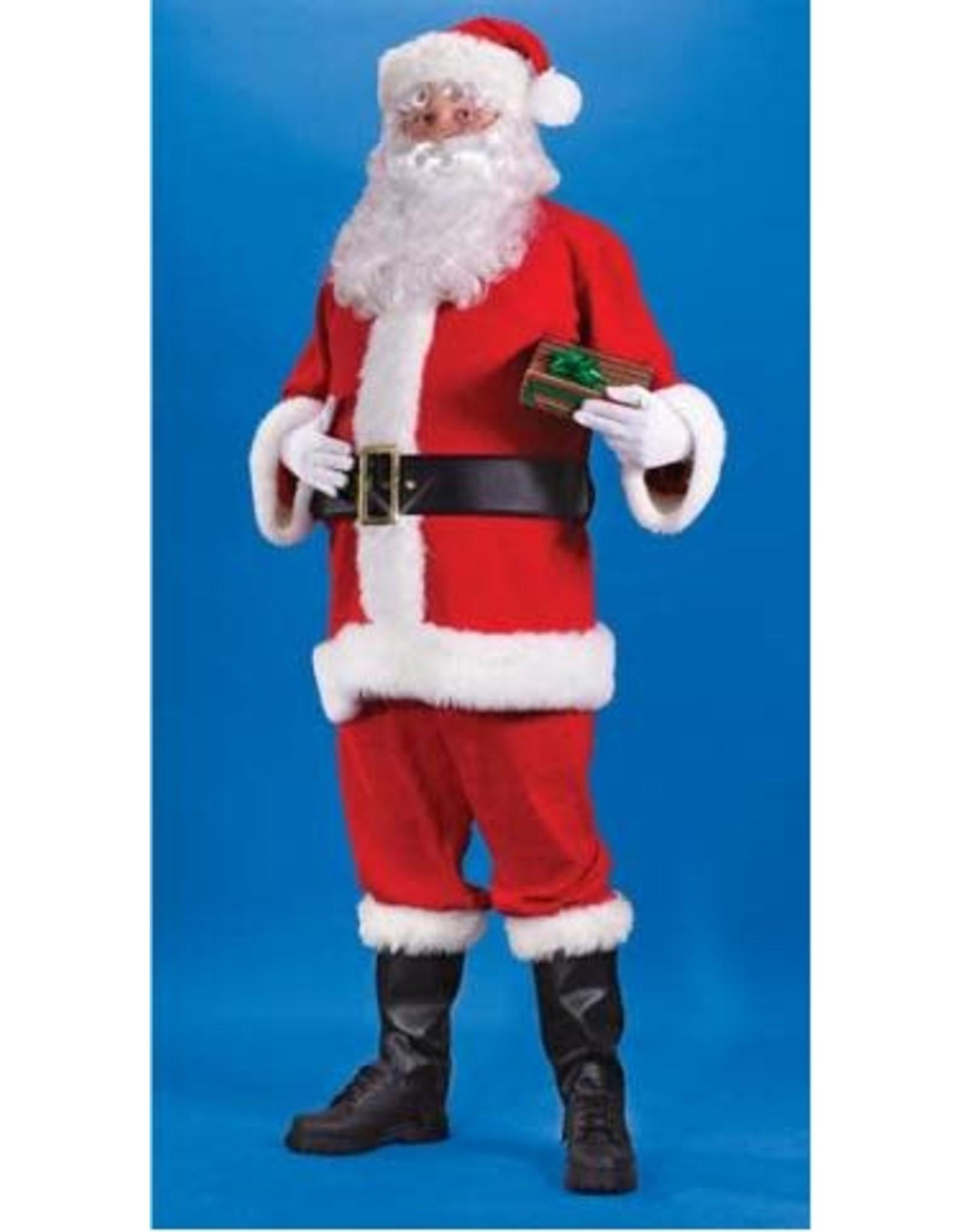 Fun World Santa Suit
