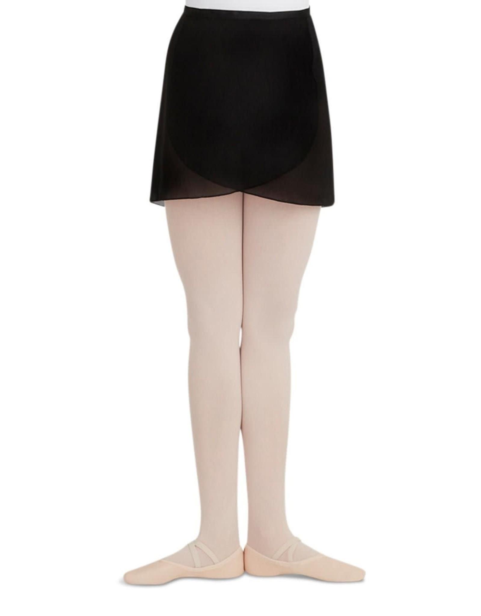 Capezio Elegant Georgette Wrap Skirt