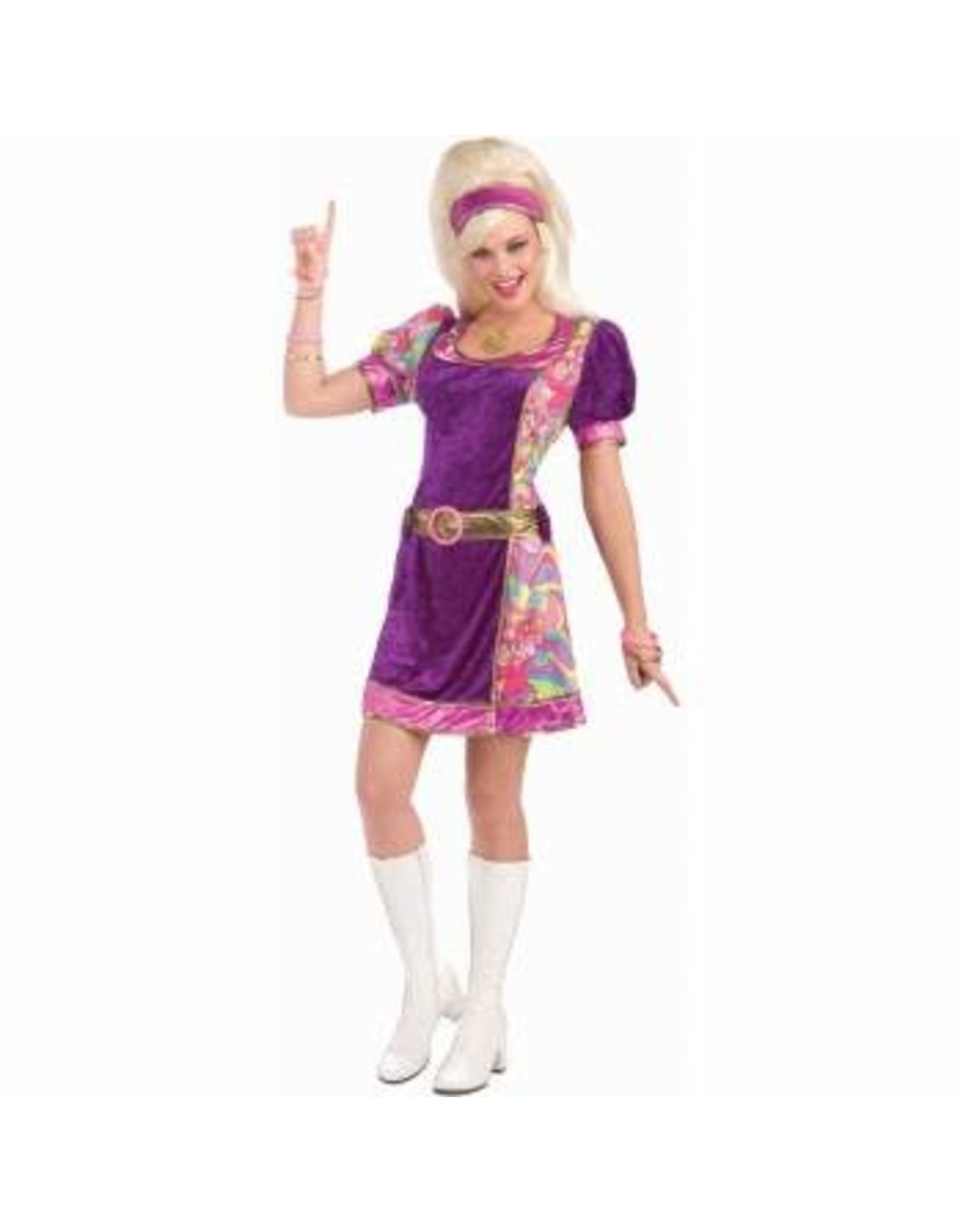 Forum Novelties Inc. Funky Time Dress
