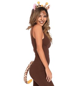 Leg Avenue Giraffe Headband and Tail