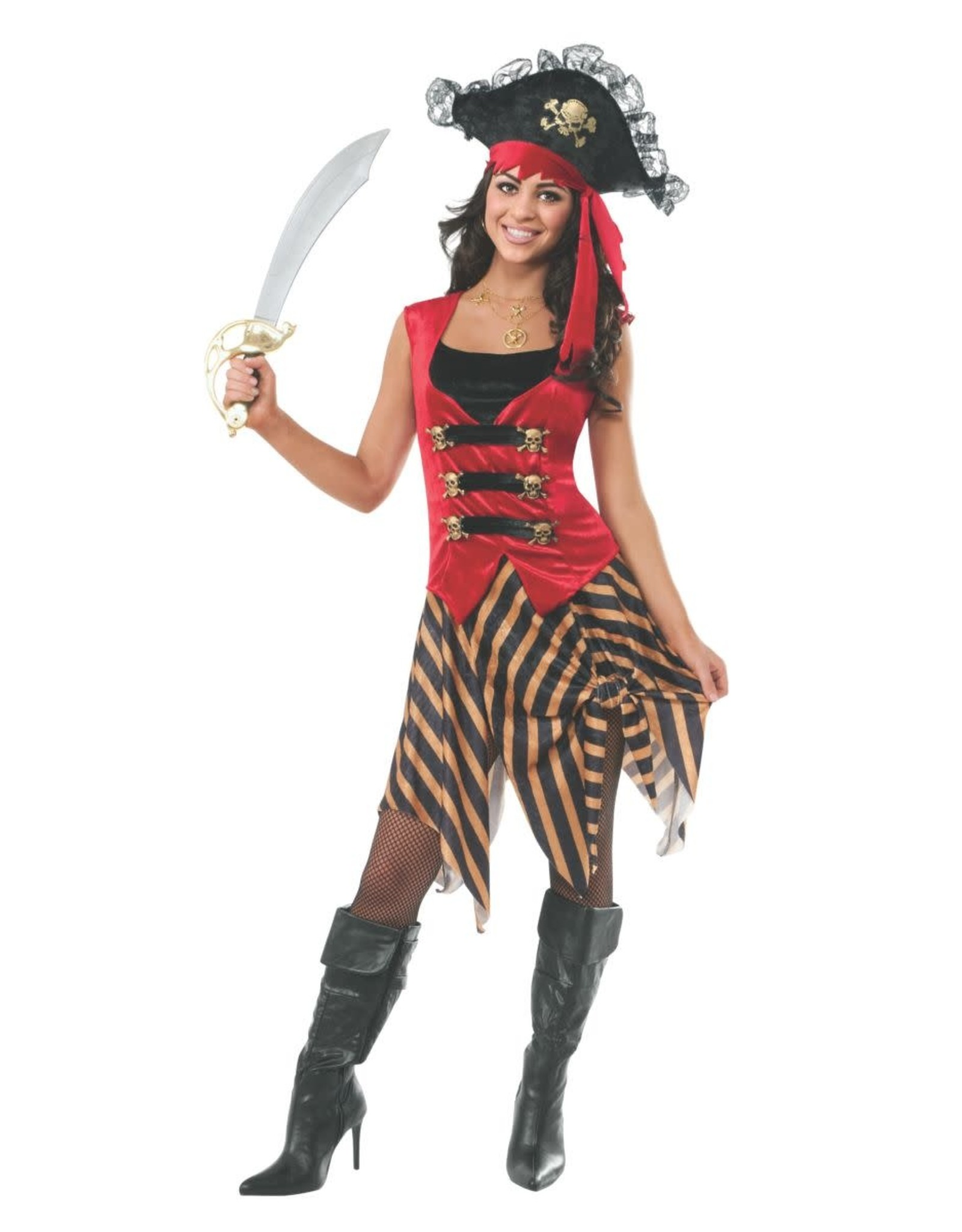 Rubies Costume Gold Coast Pirate