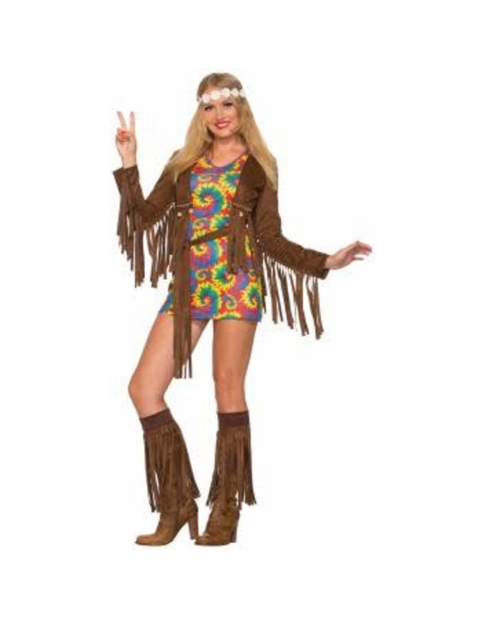 Forum Novelties Inc. Hippie Shimmy Mini