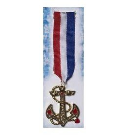 Forum Novelties Inc. Lady in the Navy Medal