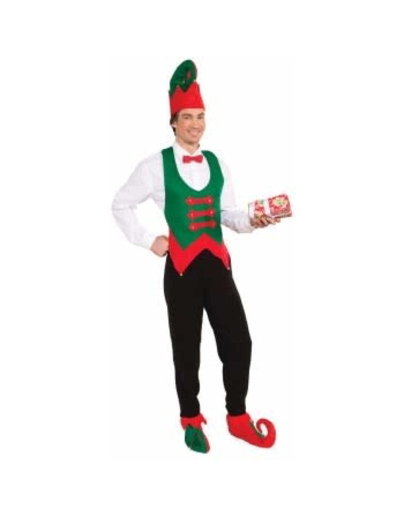 Forum Novelties Inc. Felt Elf Vest