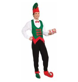 Forum Novelties Inc. Felt Elf Vest