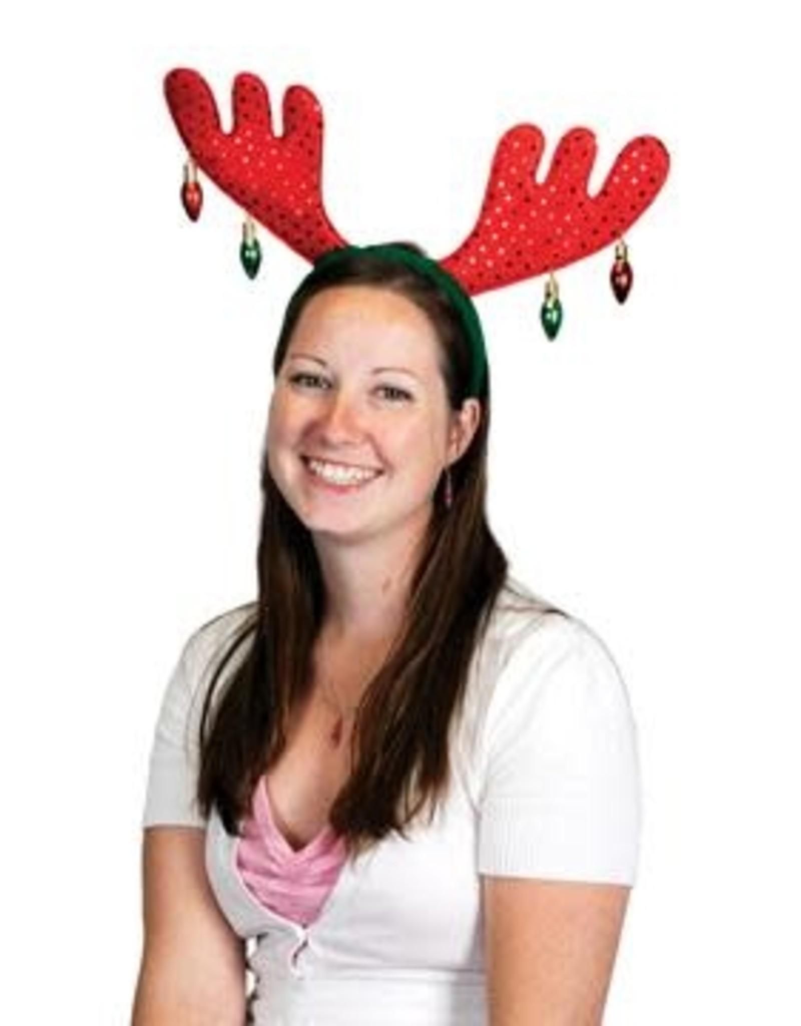 Beistle Christmas Antlers