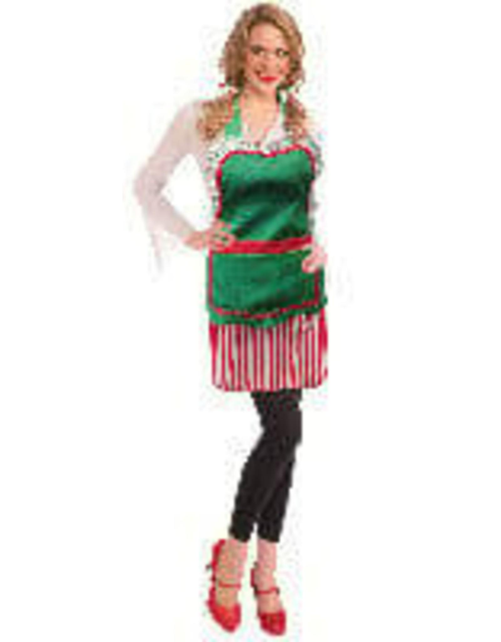 Rubies Costume Santa's Helper Apron