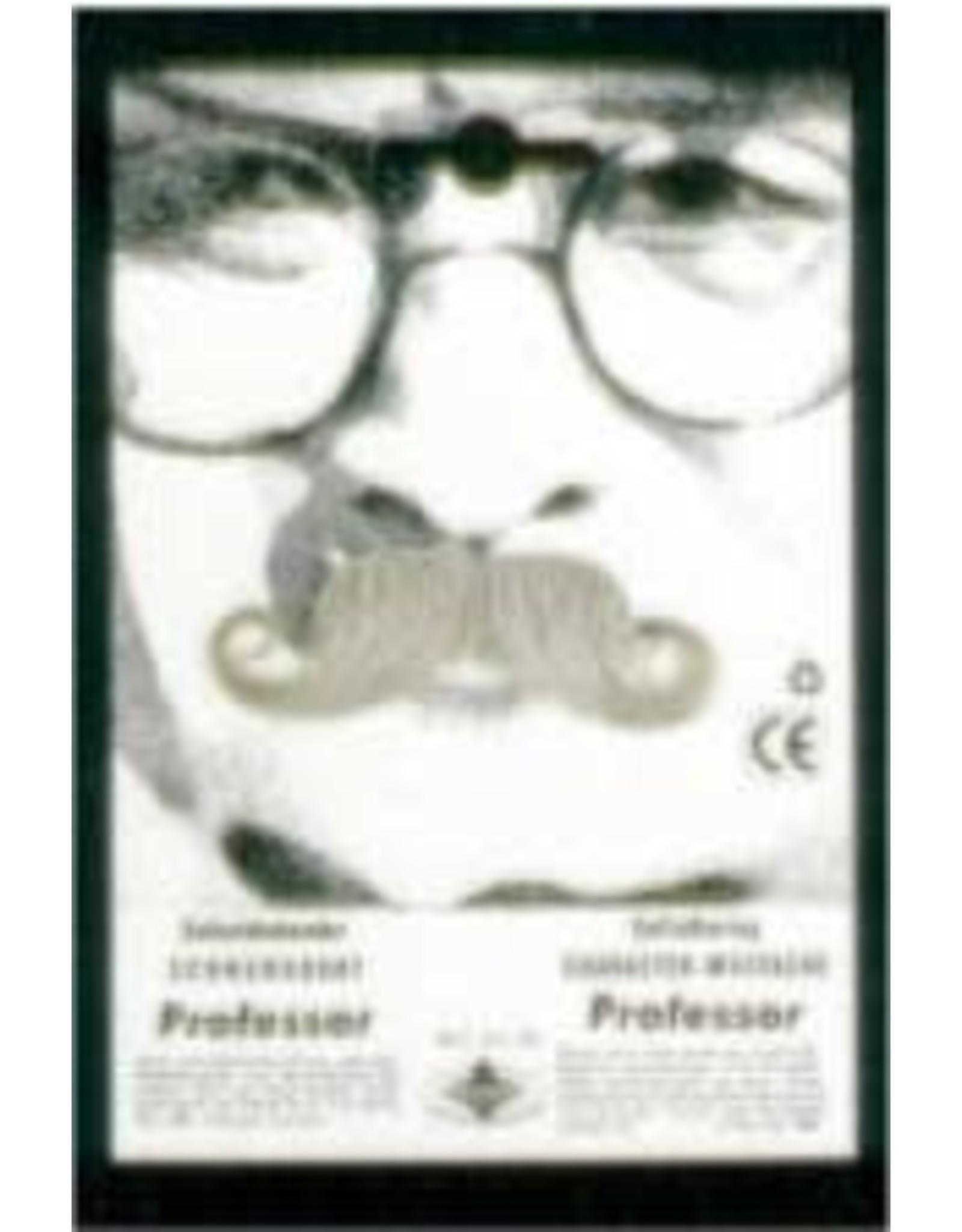 SKS Novelty Professor Moustache