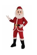 Forum Novelties Inc. Santa Mascot