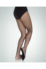 Body Wrappers Seamless Heavy Fishnet Tight