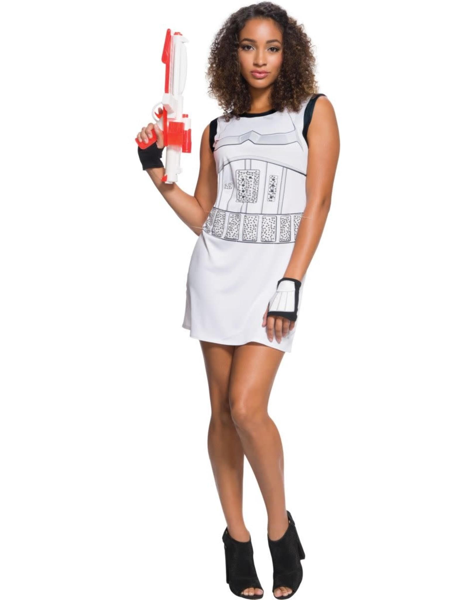 Rubies Costume Stormtrooper Rhinestone Tank Dress