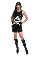 Charades Costumes Swashbuckler Sequin Pirate