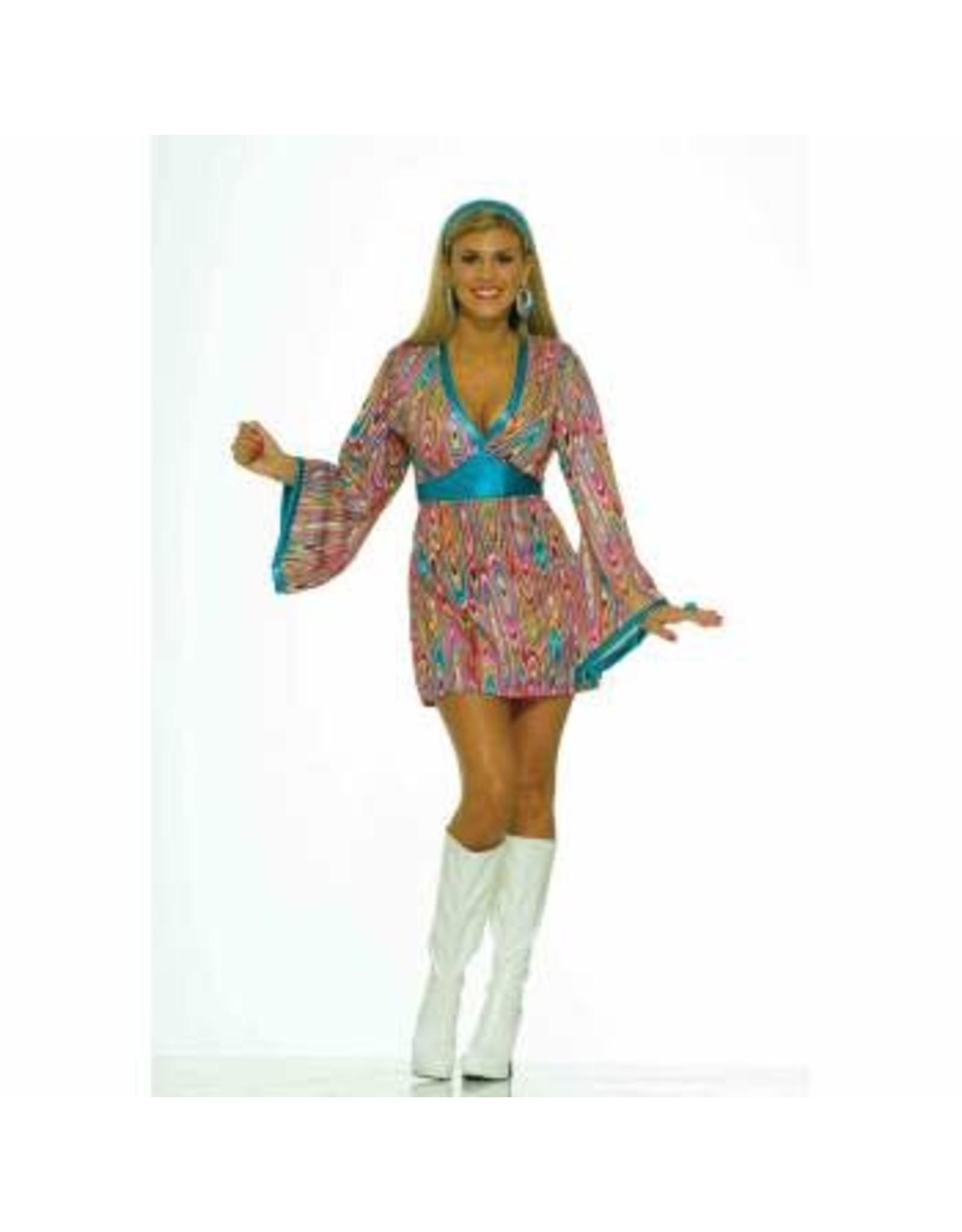 Forum Novelties Inc. Wild Swirl Dress