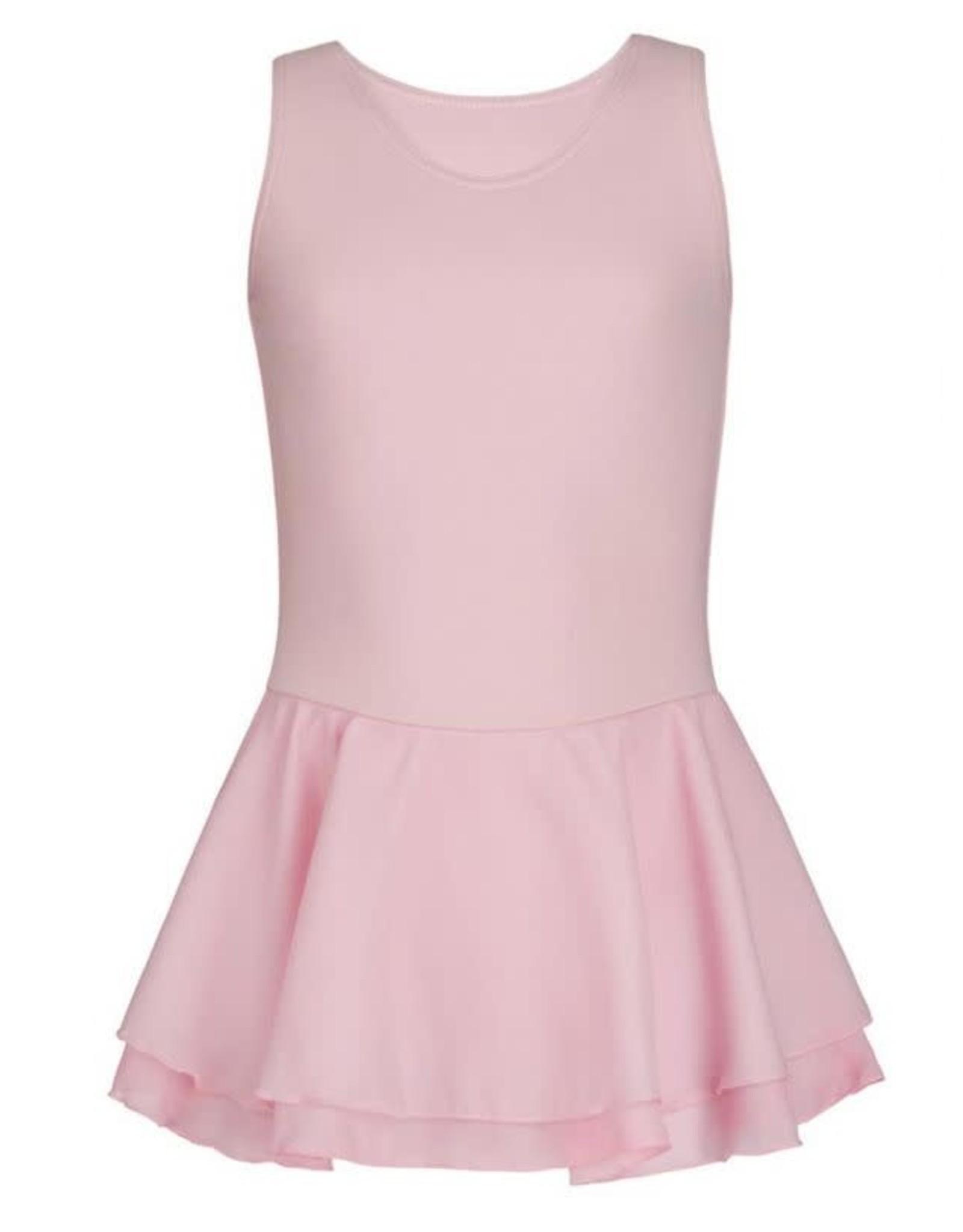 Capezio Double Layer Skirt Tank Dress