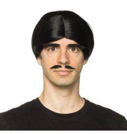HM Smallwares Gonzo Wig & Moustache & Eyebrow Set