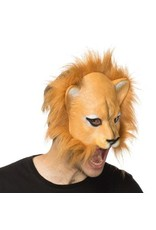HM Smallwares Lion Mask with Trim