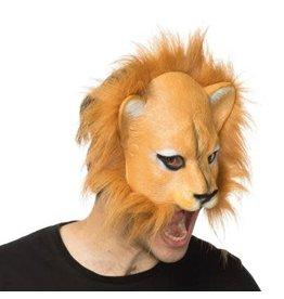 HM Smallwares Lion Mask with Trim