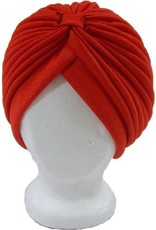 SKS Novelty Vintage Pleated Turban