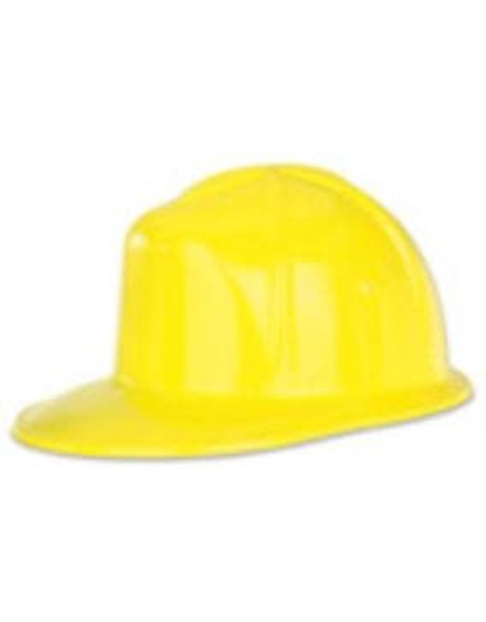 Beistle Plastic Construction Helmet