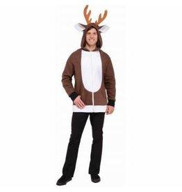 Forum Novelties Inc. Reindeer Hoodie