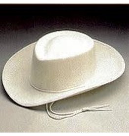 SKS Novelty Children's White Cowboy Hat