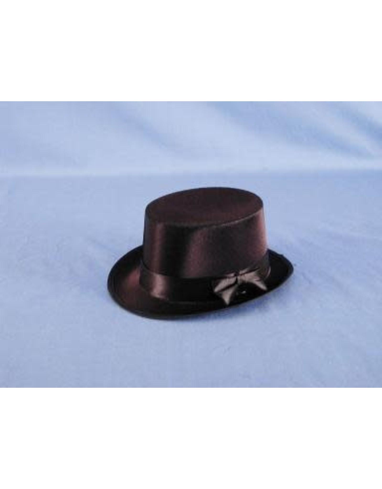 HM Smallwares Black Mini Top Hat