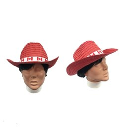 Western Style Canada Day Hat