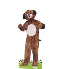 Forum Novelties Inc. Plush Mr. Puppy Mascot