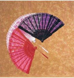 Rubies Costume Lace Fan