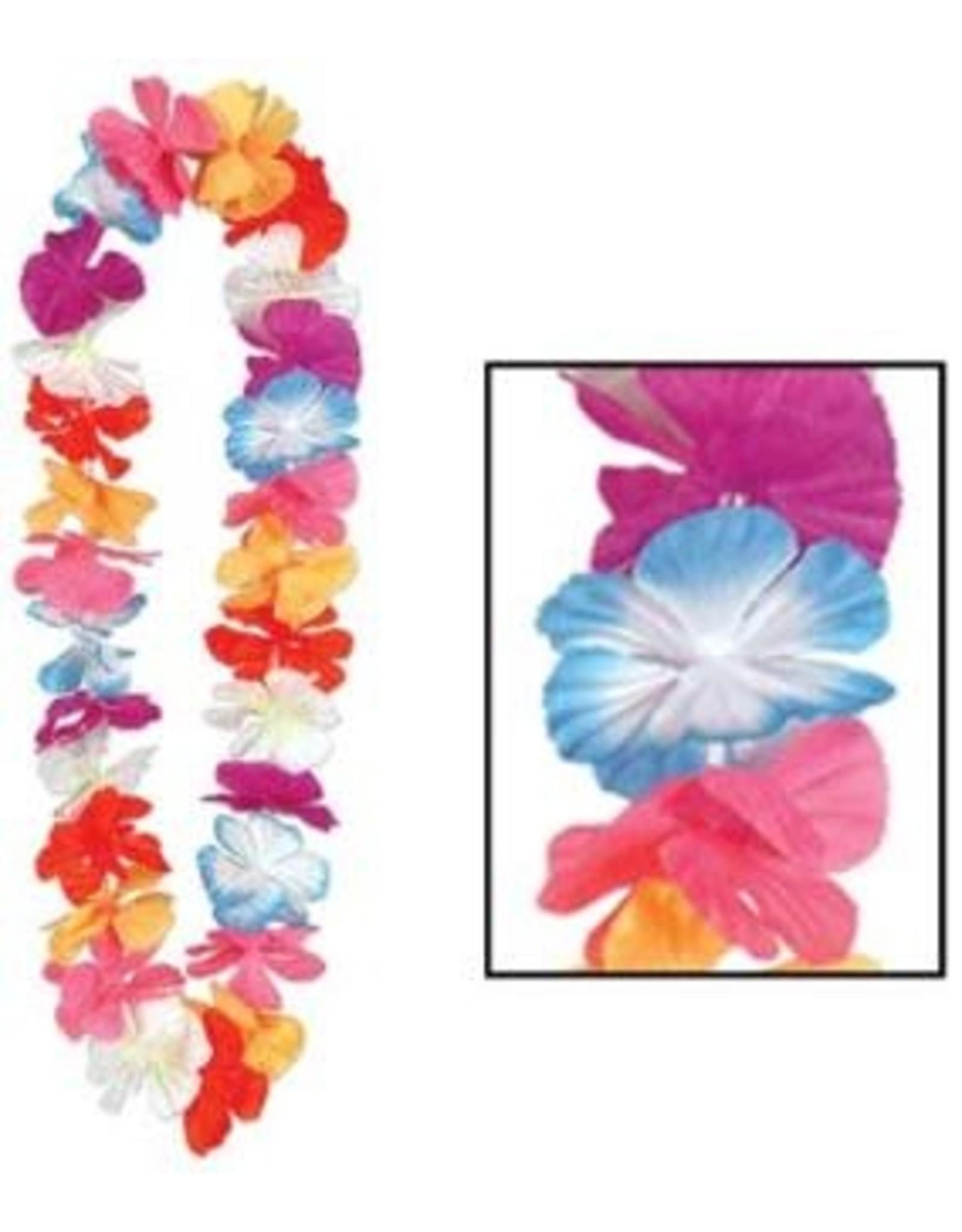 Beistle Hawaiian Flower Leis