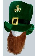 Beistle Leprechaun Hat with Beard