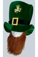 Beistle Leprechaun Hat with Beard