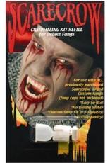 Scarecrow Fangs Customized Fang Refill Kit