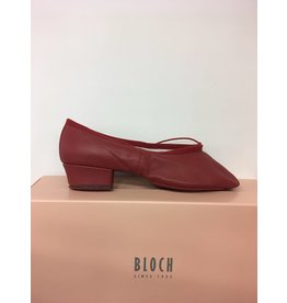 Bloch Bloch Paris Teaching Shoe - Red