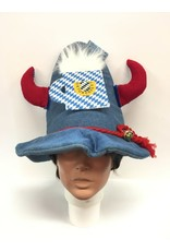 HM Smallwares Authentic Oktoberfest Beer Hat
