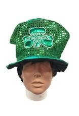 """Beistle """"Happy St. Patrick's Day"""" Hat"""
