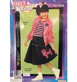 Forum Novelties Inc. Children's Poodle Skirt