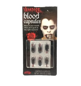 Fun World Vampire Blood Capsules