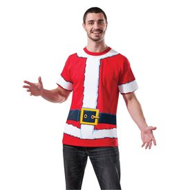 Rubies Costume Santa T-Shirt