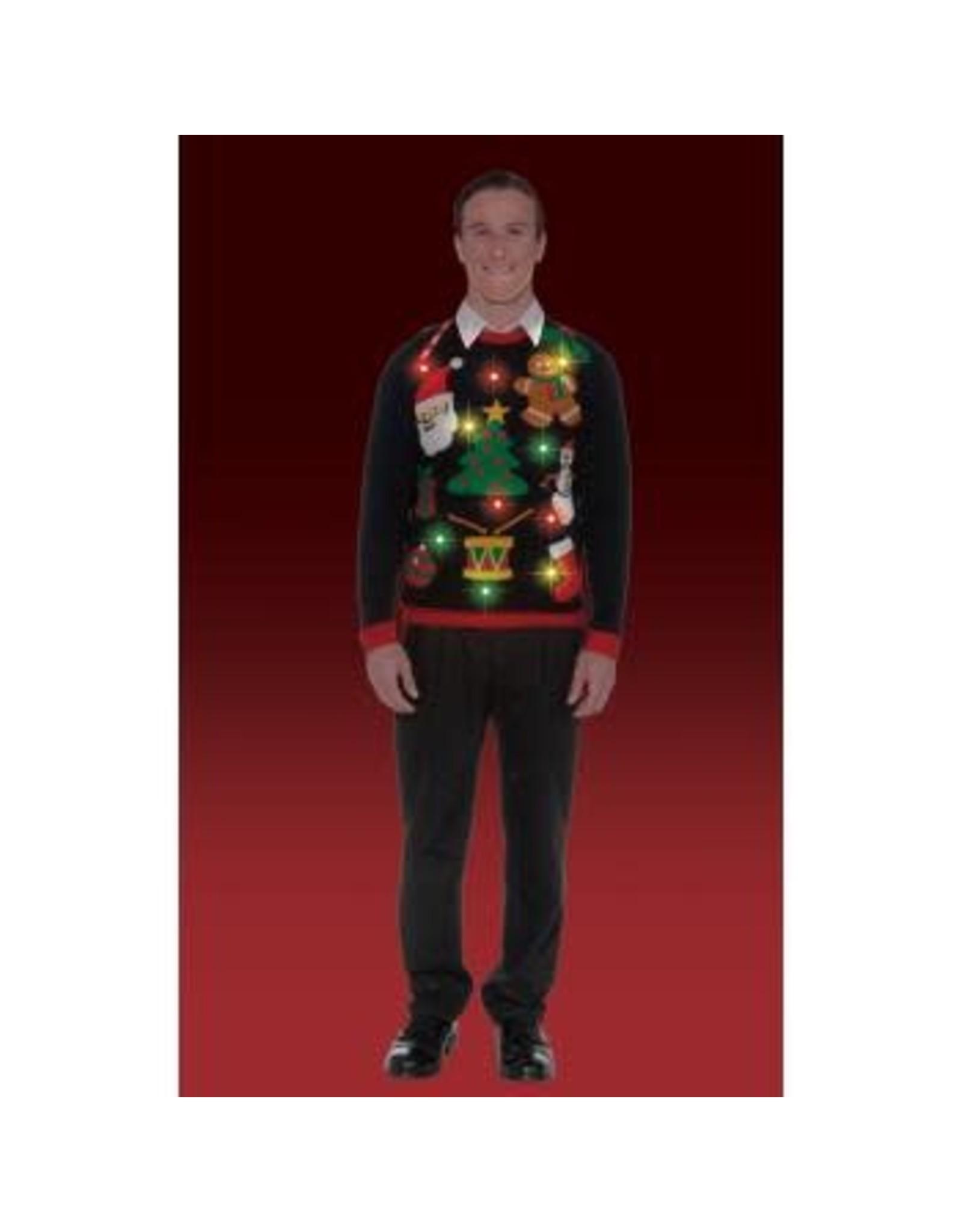 Forum Novelties Inc. Everything Ugly Christmas Sweater