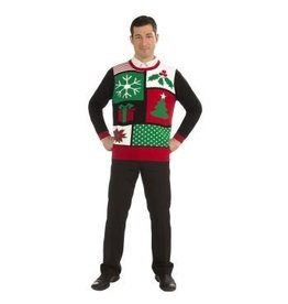 Forum Novelties Inc. Jolly Holiday Sweater
