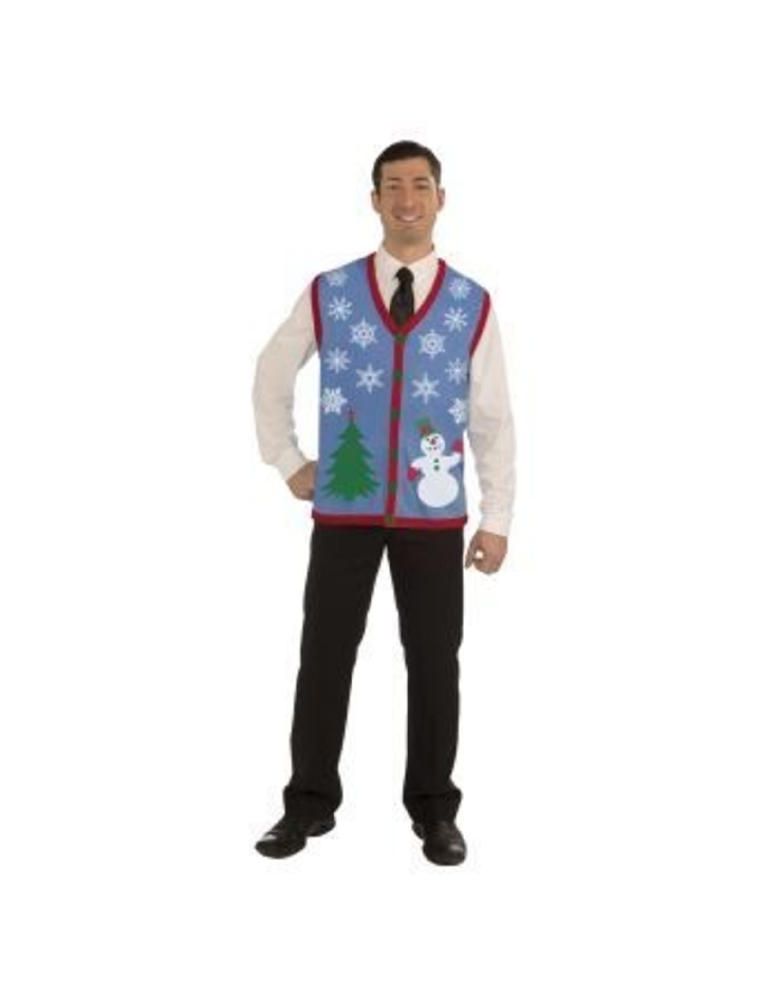 Forum Novelties Inc. Ugly Christmas Sweater Vest