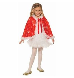 Forum Novelties Inc. Children's Red Sparkle Cape